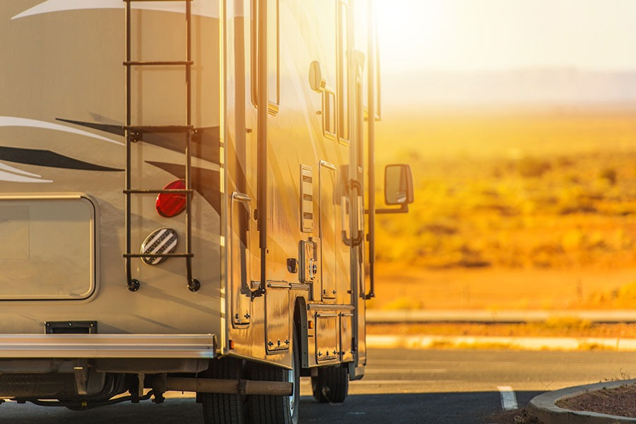 Apply for an RV Loan